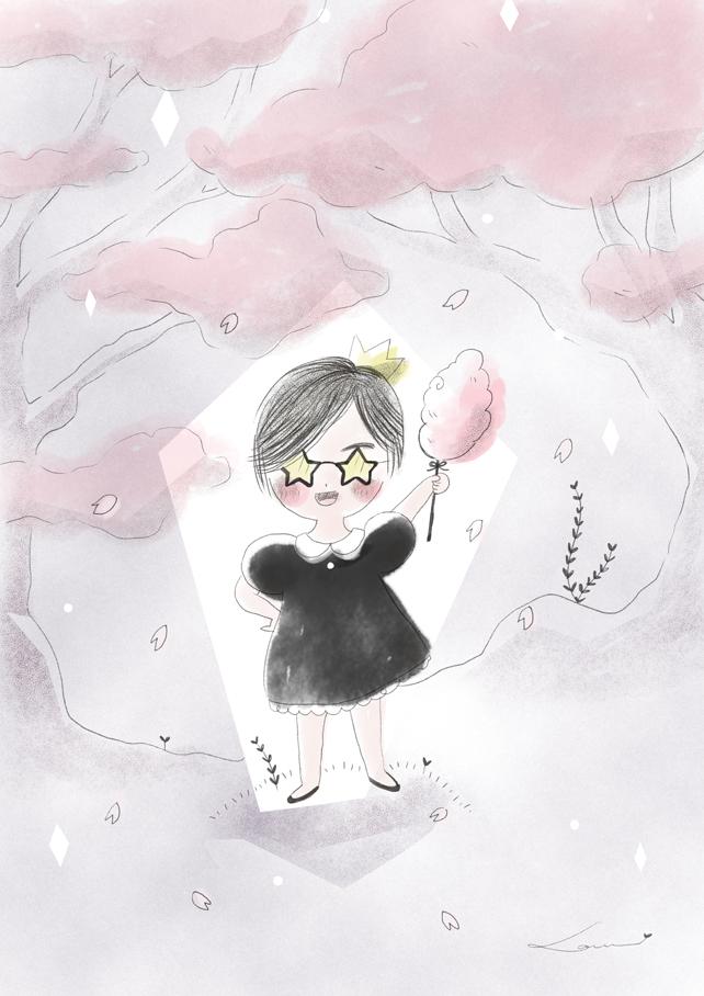 illustration, ilustración, laura gomez, comission, encargo