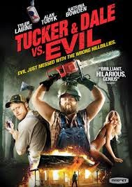Official Poster for Tucker And Dale Vs Evil