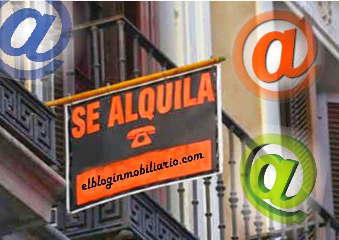 mercado de alquiler de viviendas en España elBlogInmobiliario.com