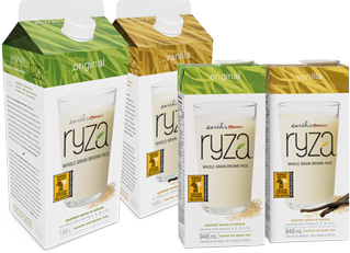 ryza whole grain rice milk