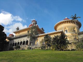 Palacio de Monserrate de Sintra, Lisboa