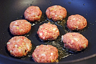 Norwegian Meatballs (Kjottkaker)