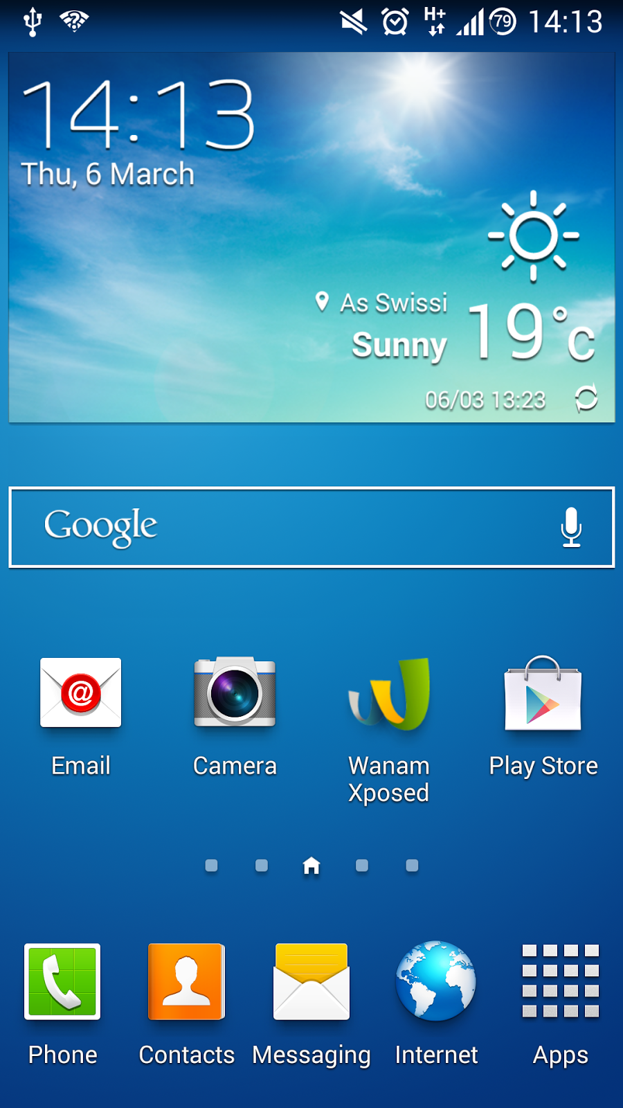 WanamLite ROM se actualiza a la versión 2.7 Galaxy S4 I9505 [XXUGNE8] Android KitKat 4.4.2