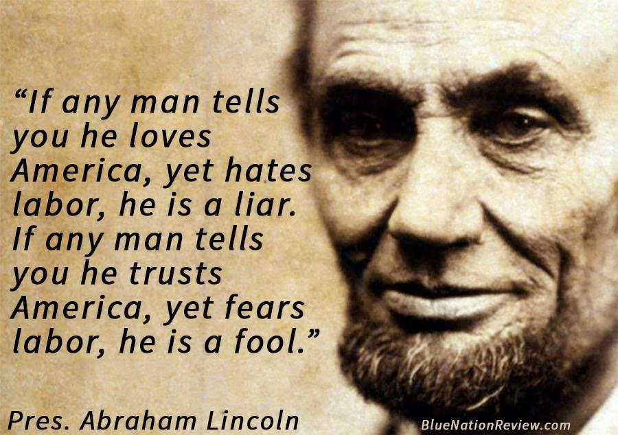 Wisdom of Abe Lincoln