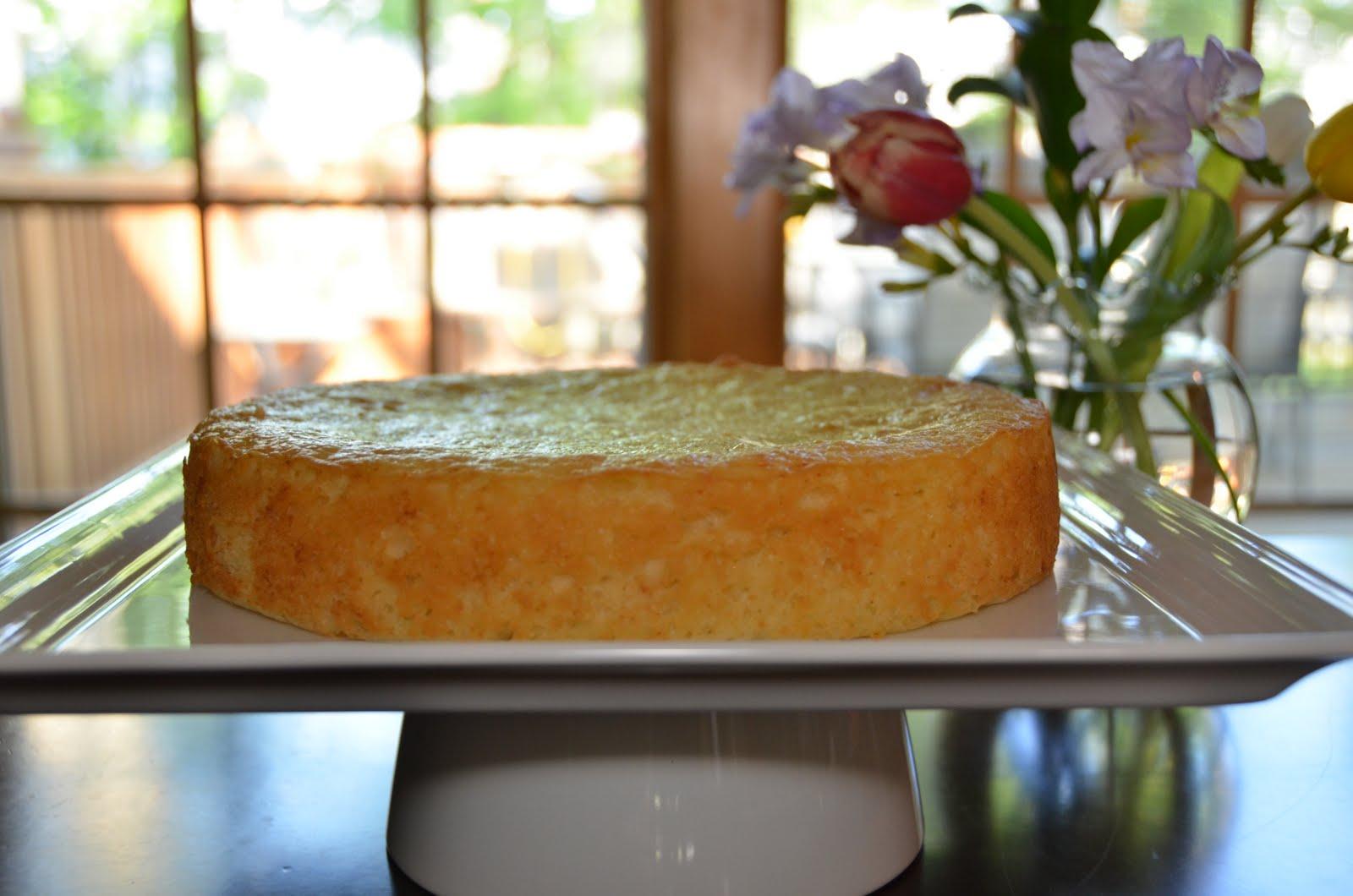 Recipe plain yogurt cake