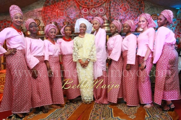 Pictures Of The Hausa Traditional Marriage