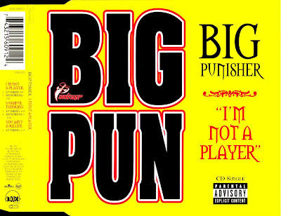 Big Punisher – I'm Not A Player (CDS) (1997) (FLAC + 320 kbps)