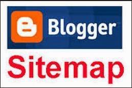 Cara Membuat Halaman Daftar Isi (Sitemap) Blog