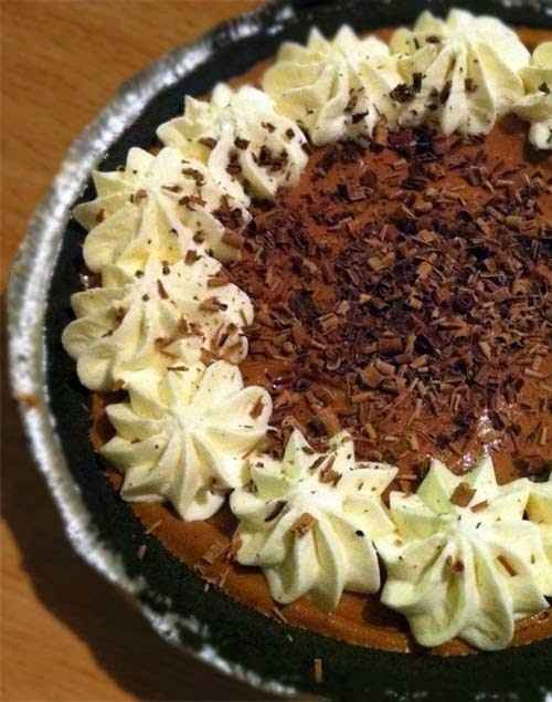 Fantastic French Silk Pie