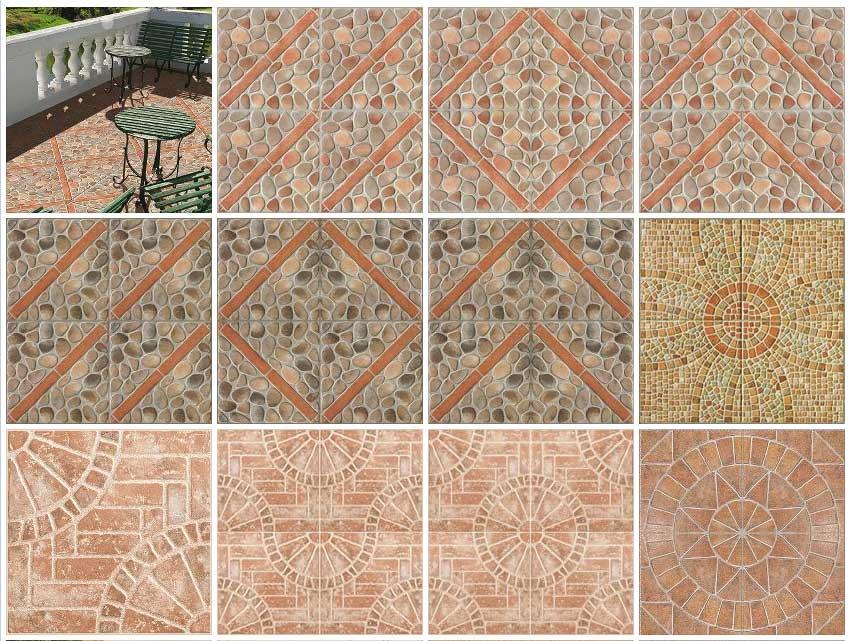 Sketchup texture exterior floors texture for Exterior floor tiles texture