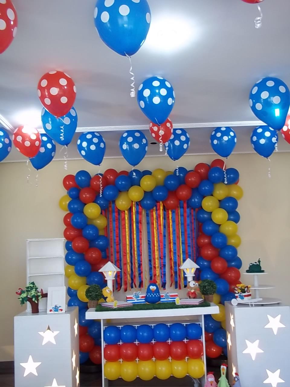 festa jardim da clarilu : festa jardim da clarilu:abá Festas: Decoração da Galinha Pintadinha