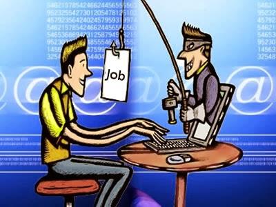 Las estafas y los timos en ofertas de empleo: cómo detectar, y cómo actuar. Ejemplos de falsas ofertas de trabajo
