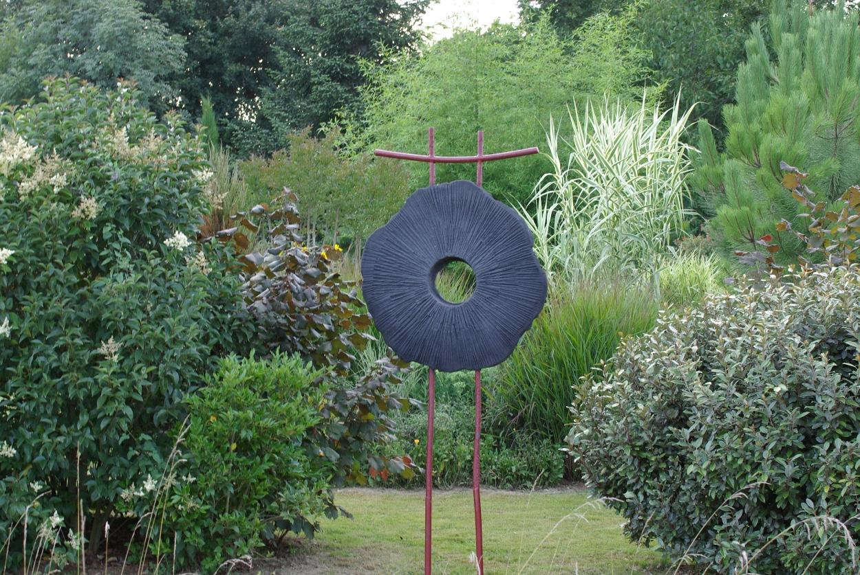 Les jardins de la poterie hillen 01 07 11 01 08 11 for Jardin de la