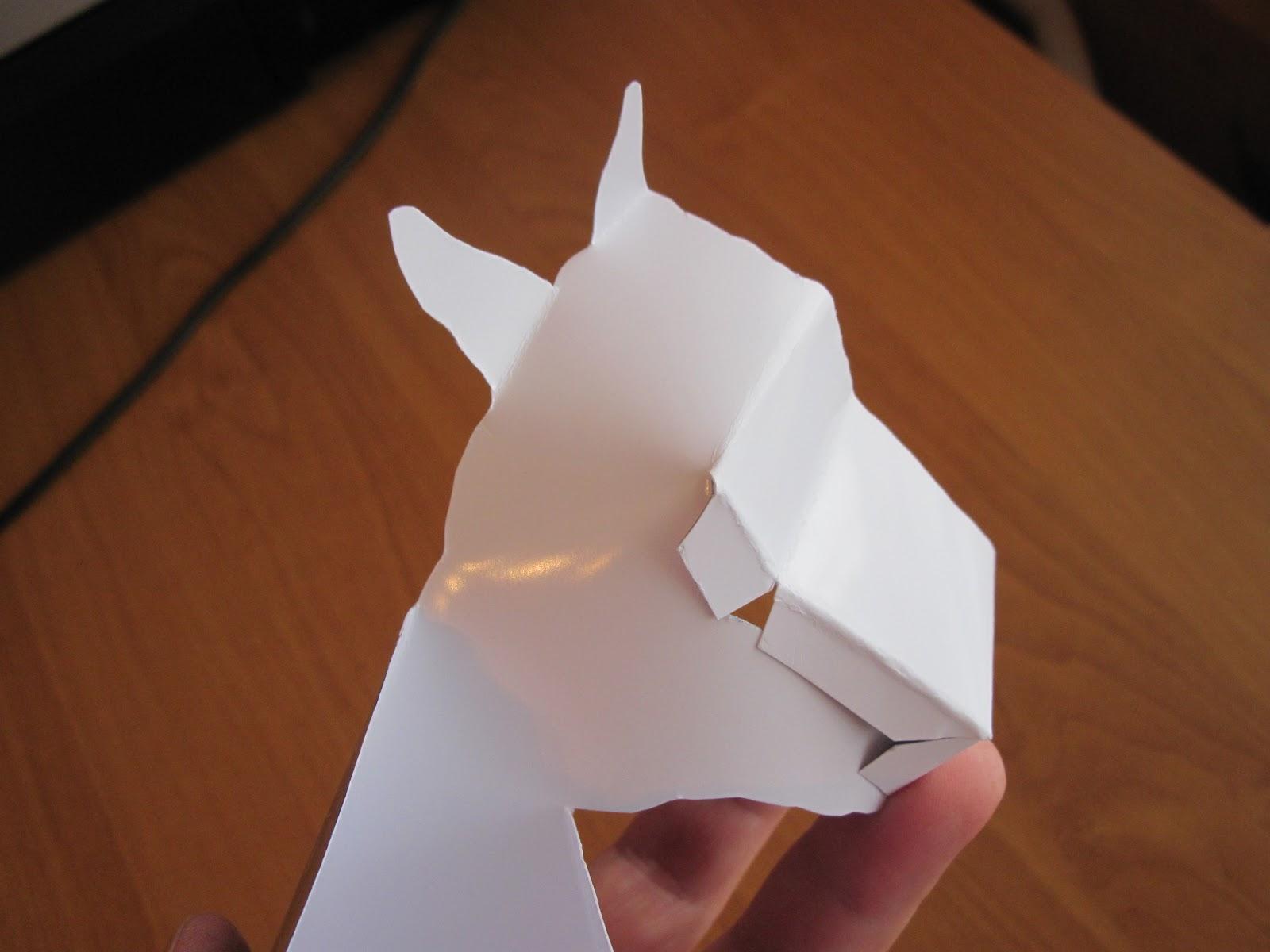 Иллюзии из оригами