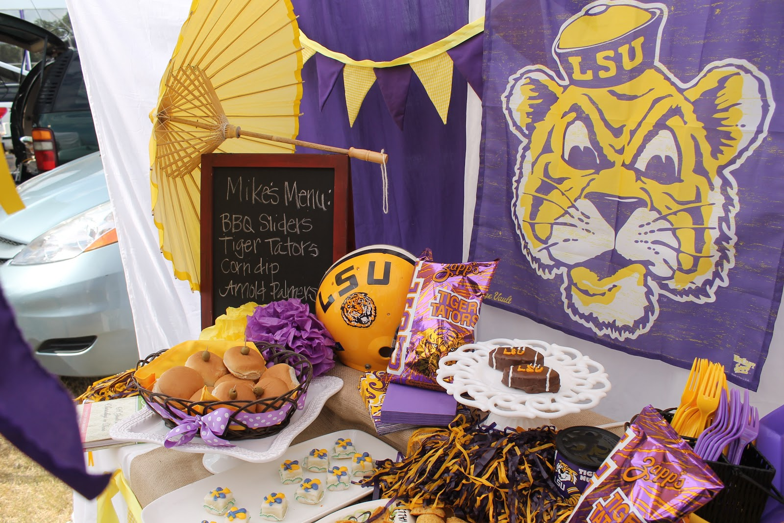 No Fault Sport Group Lsu Ranked The #1 Tailgating Spot In. Soundproof Room Dividers. Patons Decor Yarn. Sports Room Decor. Gaming Room Decor