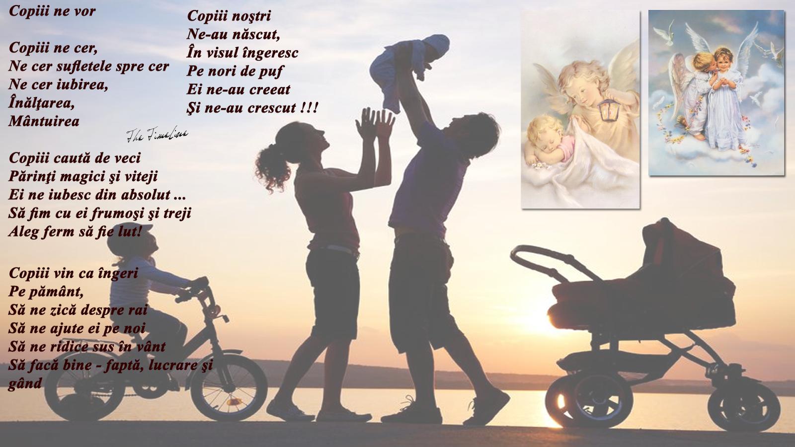 copiii ne vor parinti copii suflete predestinare Dumnezeu ingeri mantuire inaltare dragoste iubire viata Maria Teodorescu Bahnareanu Wrinkles on my Timeline