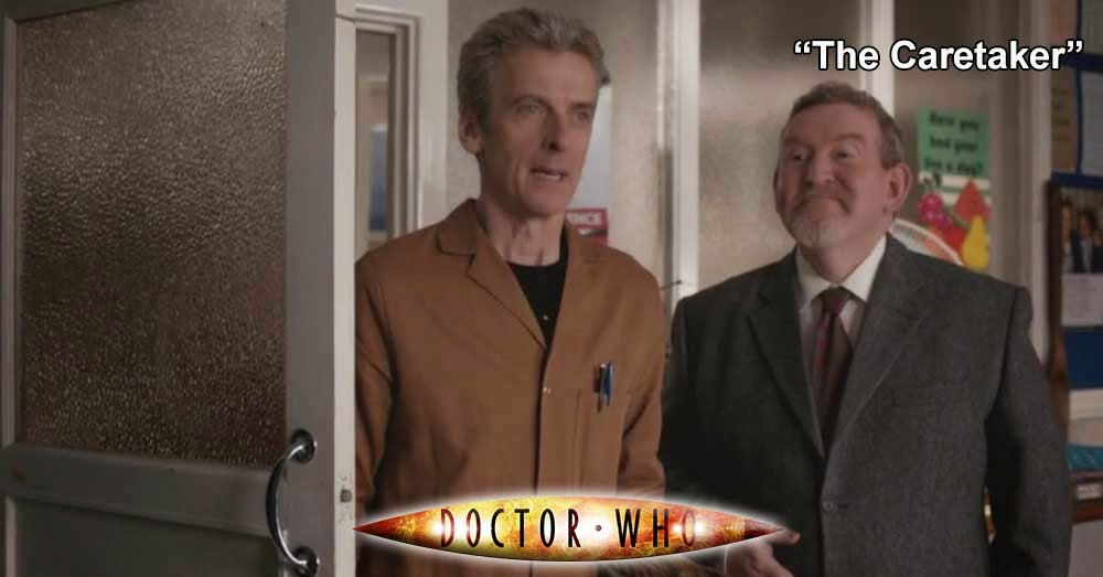 Doctor Who 247: The Caretaker