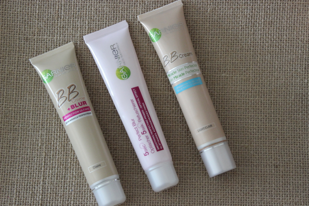new garnier bb cream blur review photos comparison lovely girlie bits best irish beauty. Black Bedroom Furniture Sets. Home Design Ideas