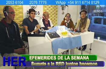 HISTORIADORES EN RED -Radio internet