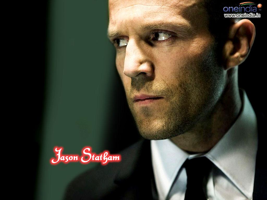 Jason statham is a sexy god