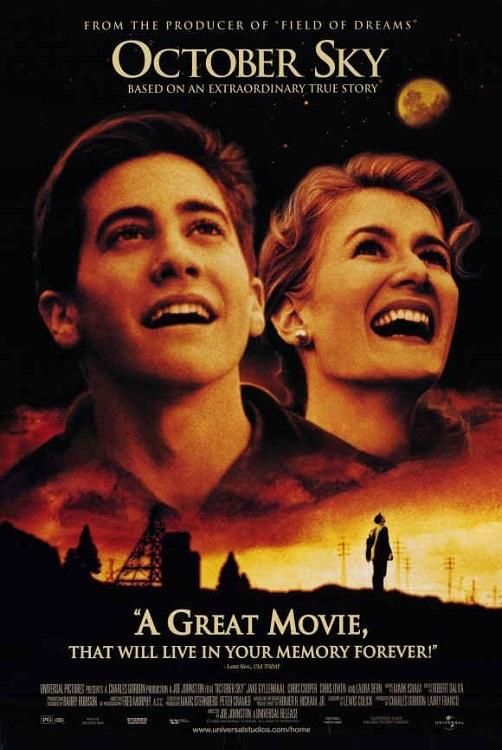Những Cậu Bé Hỏa Tiễn - October Sky - 1999