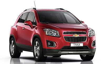 Chevrolet oficializa dimensões e motores do SUV Trax, o substituto do Captiva.