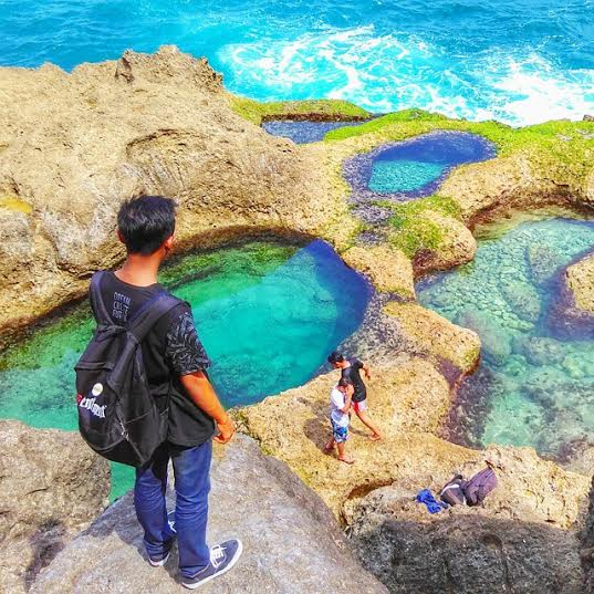 Pantai Kedung Tumpang, Syurga Wisata di Tulungagung