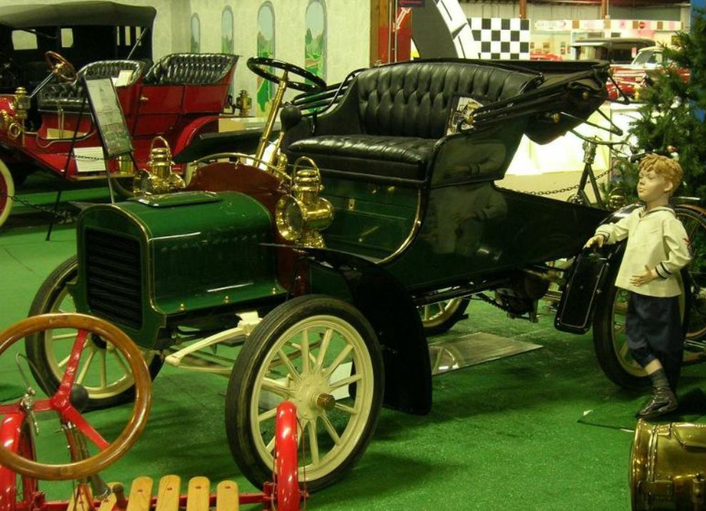 Sports Cars Ford Model C