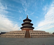 a temple of heaven heritage site in china