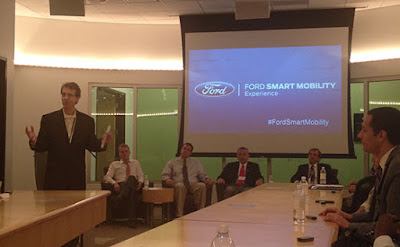 Finding out about Ford's Smart Mobility Options