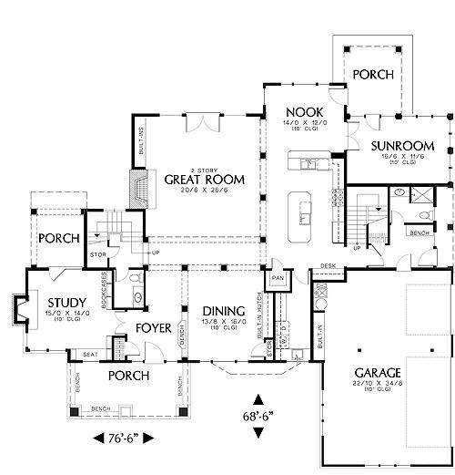 Planos casas modernas planos de casas residenciales gratis for Planos casas modernas 1 planta
