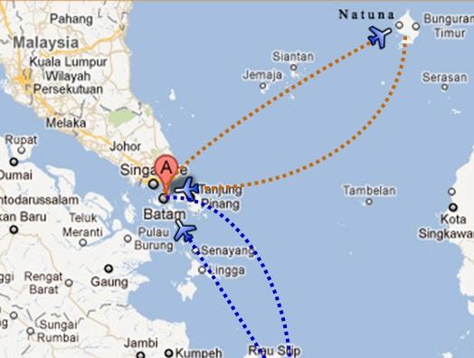Presiden Perintahkan Ambil Alih FIR dari Singapura