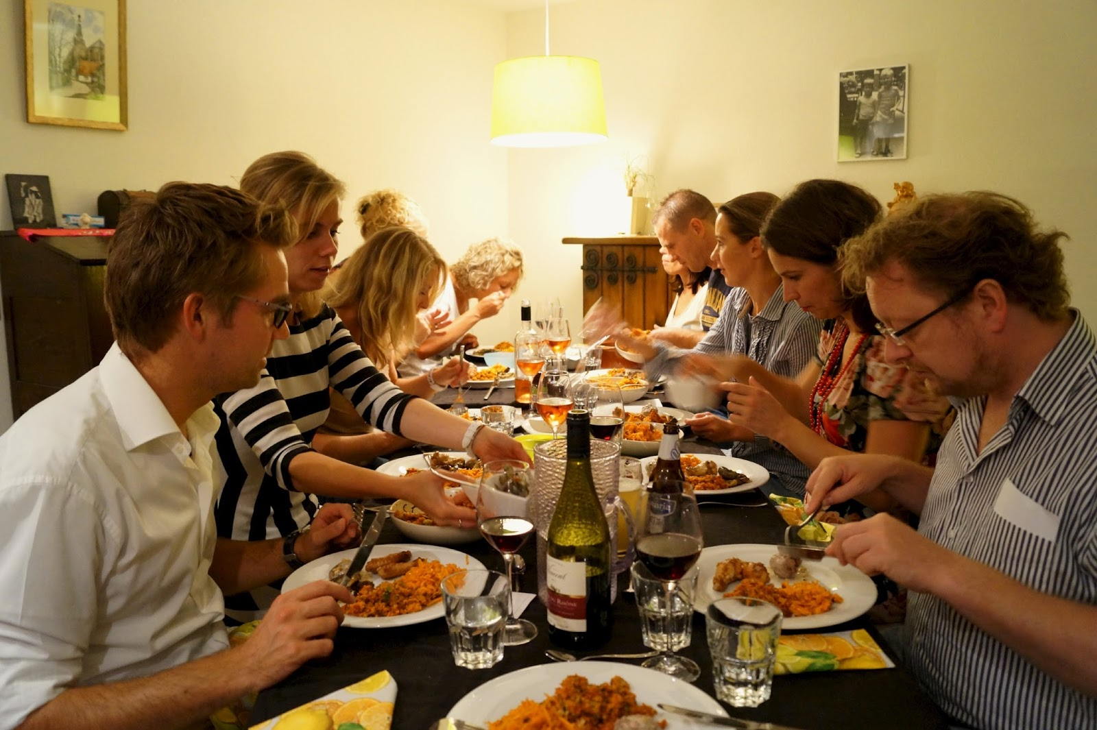 Crazy Dutch Foodie: The Perfect Dinner Party with Friends!