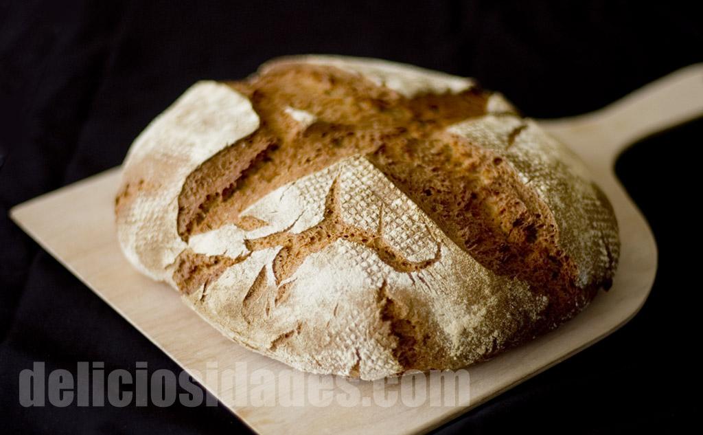 deliciosidades - pan de cerveza ale con trigo y centeno