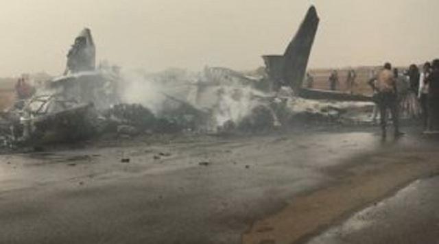 Νότιο Σουδάν: Αεροπλάνο συνετρίβη και όλοι οι επιβάτες είναι ζωντανοί!