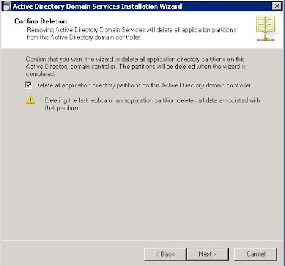 Troubleshooting active directory replication 2008