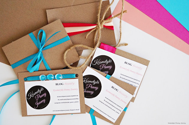 DIY wizytówki, DIY etykietki, DIY business card, DIY blog,