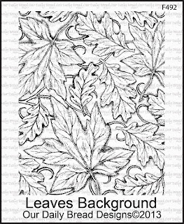 "ODBD ""Leaves Background"""