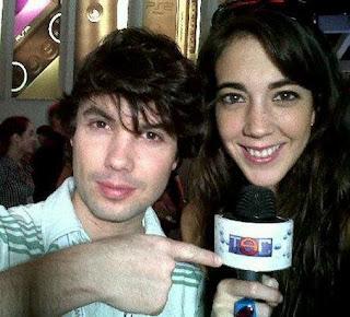 Chiara Pinasco y Bruno Pinasco conducen el programa TEC