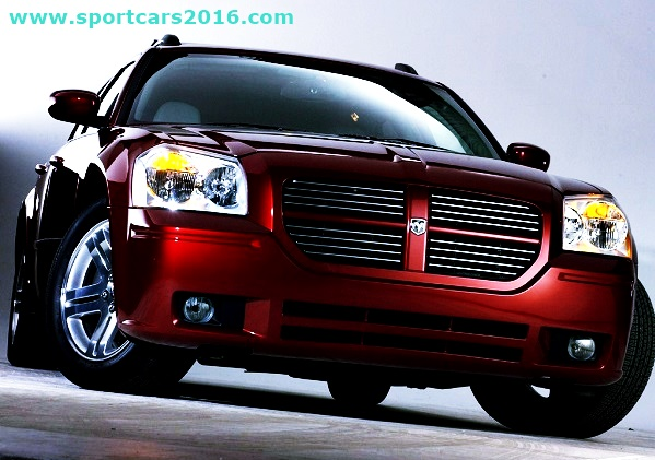 New Dodge Magnum Srt8
