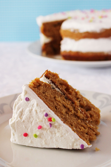 receta de torta de coco