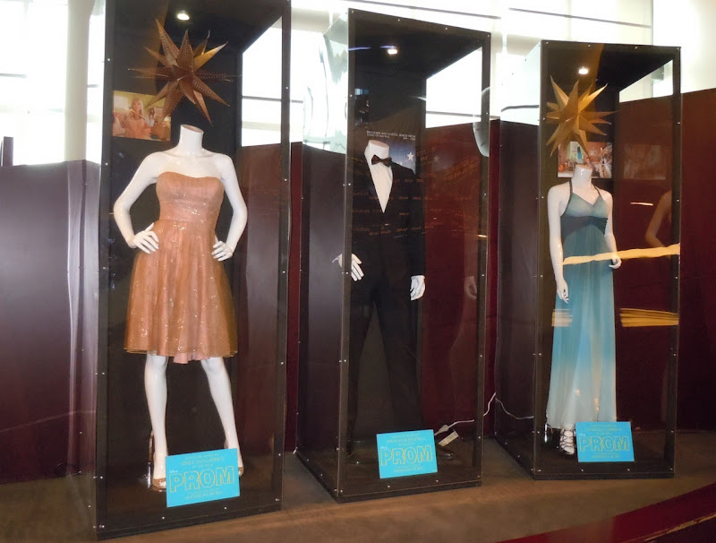 Disney Prom movie costumes