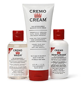 UPenn and Cremo Cream and Kyle Schroeder