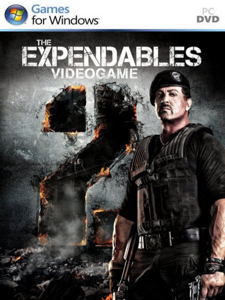 The Expendables 2 Videogame PC Full PsXyU
