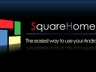 Launcher Android SquareHome beyond Windows 8