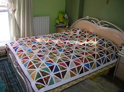 Colcha de Triángulos
