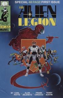 Portada Alien Legion-1