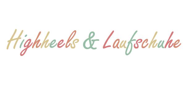 Highheels & Laufschuhe