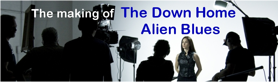 The Making of 'The Down Home Alien Blues'