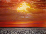 """Cotton Sunset"""